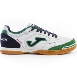Zapatillas de interior Joma Top Flex 932 Sala In M verde azul marino