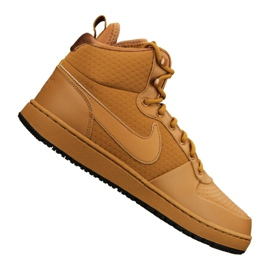 Zapatillas Nike Ebernon Mid Winter M AQ8754-700 marrón