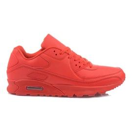 Zapatillas deportivas 702 rojo