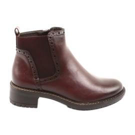 Botines Jodhpur Boots Filippo 957 burdeos