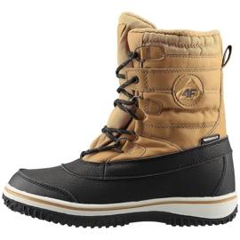 Zapatos de invierno 4F Jr HJZ19-JOBMA001 71S