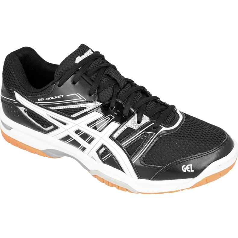 Zapatillas de voleibol Asics Gel-Rocket 7 M B405N-9001 negro negro
