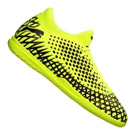 Botas de fútbol Puma Future 4.4 It Jr 105700-03 amarillo amarillo