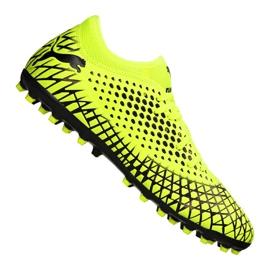 Botas de fútbol Puma Future 4.4 Mg M 105689-03 amarillo amarillo