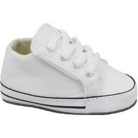 Blanco Zapatillas Converse Chuck Taylor All Star Cribster Jr 865157C
