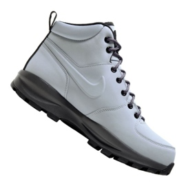 Gris Zapatillas Nike Manoa Leather M 454350-004