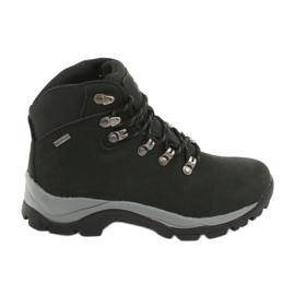 Zapatillas de trekking Atletico 57089 negras negro
