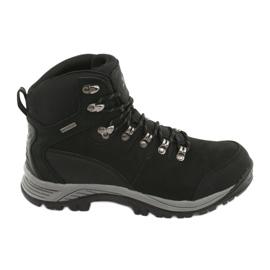 Zapatillas de trekking Atletico 66176 negras negro