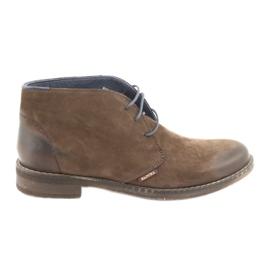Botas de Badura 4753 marrón