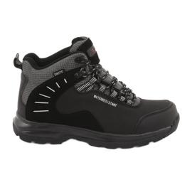 Trekking atado negro MtTrek 021B