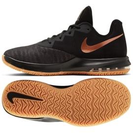 Zapatillas Nike Air Max Infuriate Iii Low M AJ5898-009 negro negro