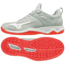 Mizuno Ghost Shadow W Calzado X1GB198060 blanco blanco