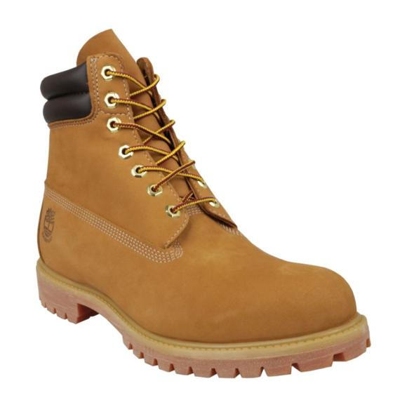 Timberland 6 Inch Boot M 73540 Zapatos de invierno amarillo