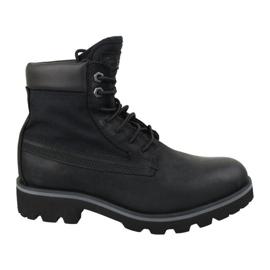 Timberland Raw Tribe Boot M A283 Zapatos de invierno negro