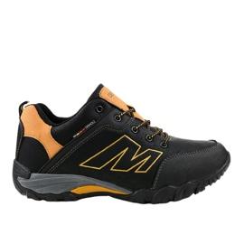 103A zapatos de trekking negros