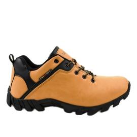 Zapatillas de trekking amarillas 2019B