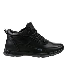 Calzado de trekking negro R7163-1