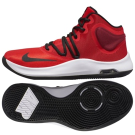 Zapatillas Nike Air Versitile Iv M AT1199-600 rojo rojo