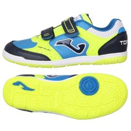 Zapatillas de interior Joma Top Flex In Jr TOPJW.936.IN amarillo amarillo