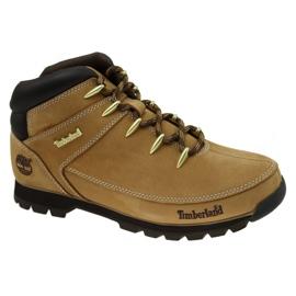 Timberland Euro Sprint Hiker M A122I Zapatos de invierno marrón