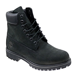 Timberland Premium 6 Inch M 10073 zapatos negro