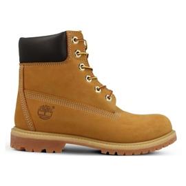 Timberland Premium 6 Inch Jr 10361 calzado amarillo