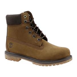 Timberland 6 Premium Boot Jr A19RI calzado marrón