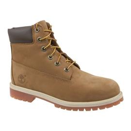 Timberland Premium 6 Inch W 14949 zapatos marrón
