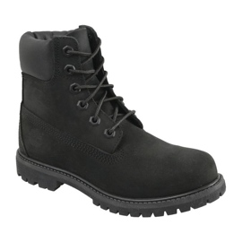 Zapatos Timberland 6 Premium In Boot Jr 8658A negro