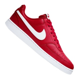 Zapatillas Nike Court Vision Low M CD5463-600 rojo