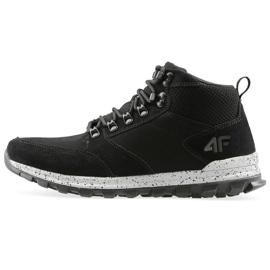 Zapatos de invierno 4F M D4Z19-OBMH200 20S negro