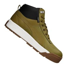 Zapatillas Puma Tarrenz Sb Puretex M 370552-02 verde