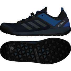 Zapatillas Adidas Terrex Swift Solo M CM7633 marina