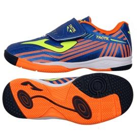Zapatillas de interior Joma Tactil 904 In Jr TACW.904.IN azul azul