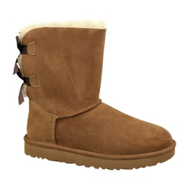 Zapatillas Ugg Bailey Bow Ii W 1016225-CHE marrón