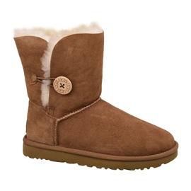 Zapatos Ugg Bailey Button Ii W 1016226-CHE marrón