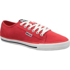 Helly Hansen Fjord Canvas Shoe V2 M 11465-216 zapatos rojo