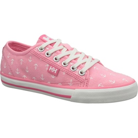 Helly Hansen Fjord Canvas Shoe V2 W 11466-185 zapatos rosa