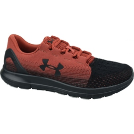 Zapatillas Under Armour Remix 2.0 M 3022466-601 negro