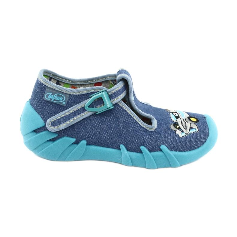 Zapatillas befado infantil 110P320 azul