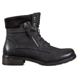 Goodin Botas negras negro