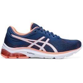 Asics Gel-Pulse W 1012A467 401 zapatillas de running azul