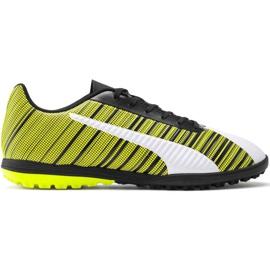 Zapatillas de fútbol Puma One 5.4 Tt M 105653 03 amarillo