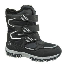 Zapatillas Kappa Great Tex Boot Jr 260558T-1115 negro