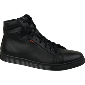 Zapatos Lee Cooper M LCJP-19-532-041 negro