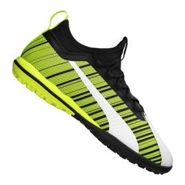 Botas de fútbol Puma One 5.3 Tt M 105648-03 amarillo amarillo