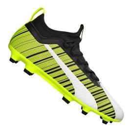 Botas de fútbol Puma One 5.3 Fg / Ag M 105604-03 amarillo amarillo
