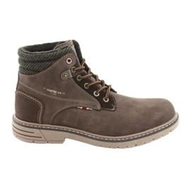 American club zapatos para hombres RH35 marrón