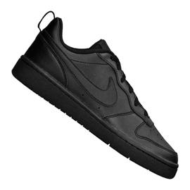 Zapatillas Nike Jr Court Borough Low 2 (GS) Jr BQ5448-001 negro