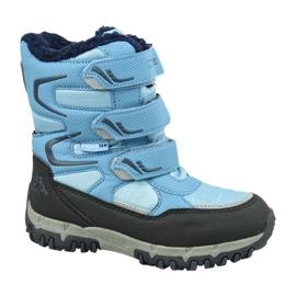 Kappa Great Tex Jr 260558T-6467 botas de invierno azul